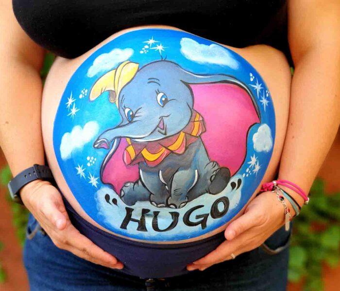 Dumbo Bellypaint